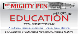 The Mighty Pen Logo Magazine