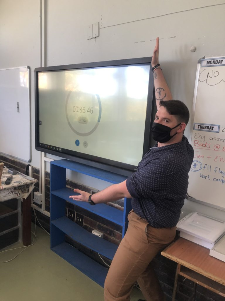 Clevertouch 5 August 2021